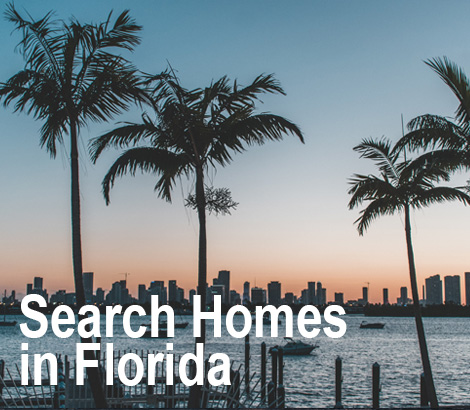 Search For Homes in Florida